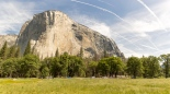 El Capitan from meadow
